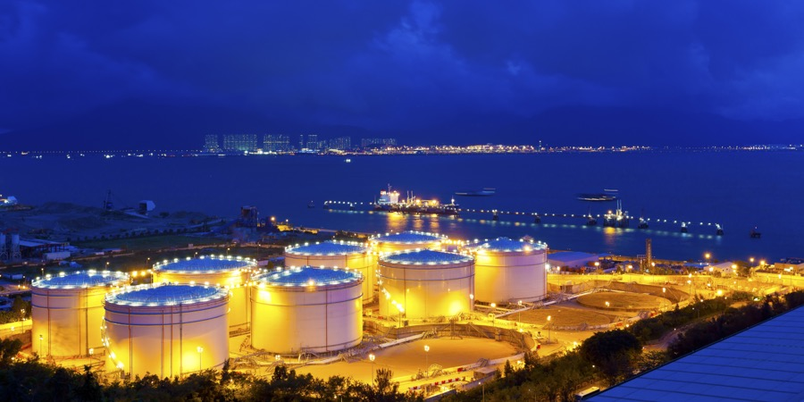 US Ports And Refineries Restart