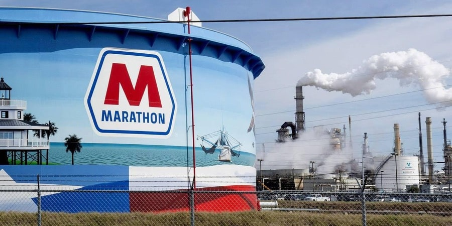Marathon's Texas Oil Spill Contained