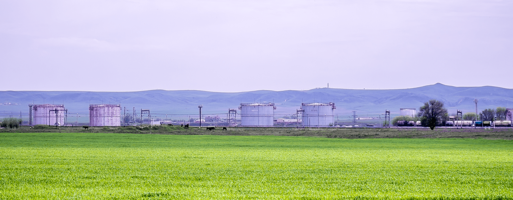 Global's Easton Energy Investment