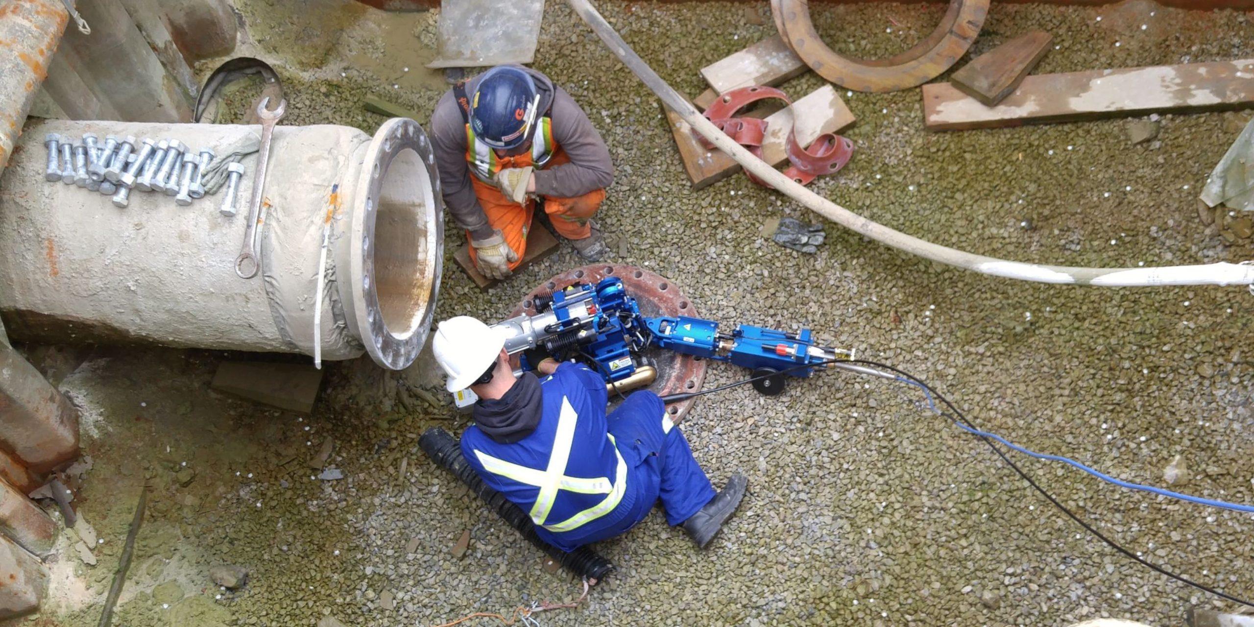 Eddyfi's Condition Pipeline Monitoring