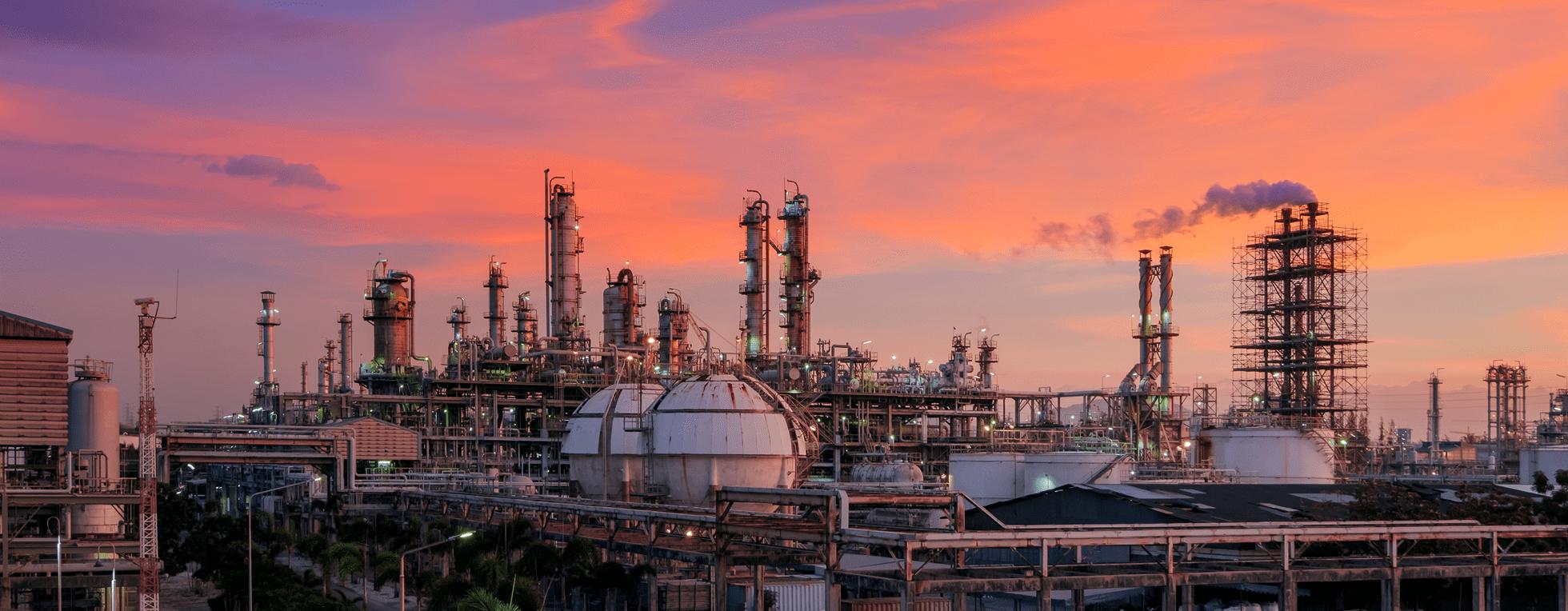 Oil Settles Near Three Year High